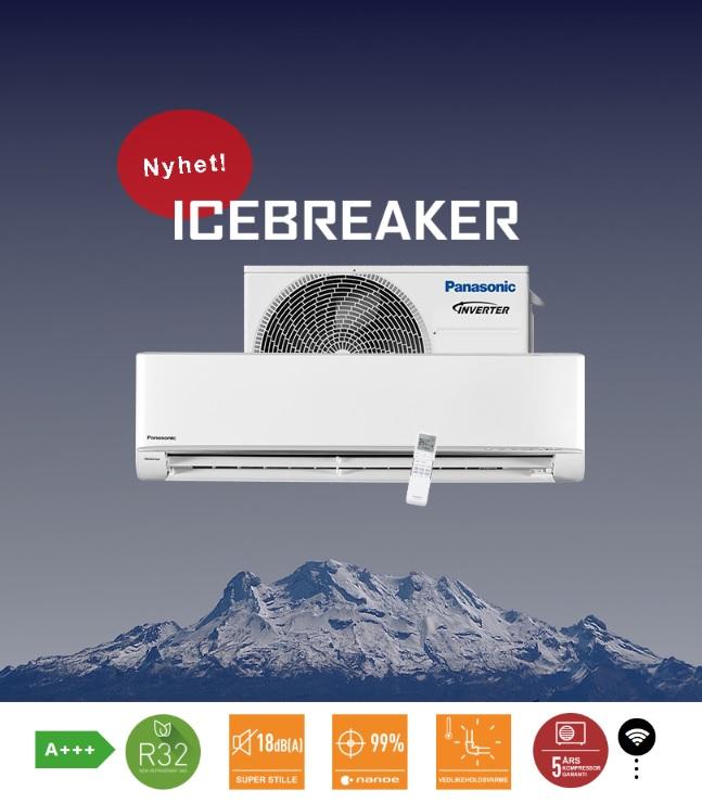 Icebreaker-varmepumpe-tilbud